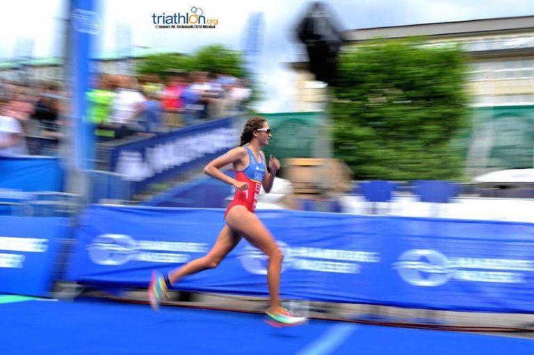 Inés Santiago, una chica que vivió por y para el triatlón